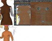 Sugerencias urgente, tengo un problema al texturizar en Maya UV editor-problemas.jpg