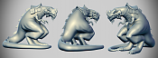 Dino Raider cowboy-clay_model_sheet.png