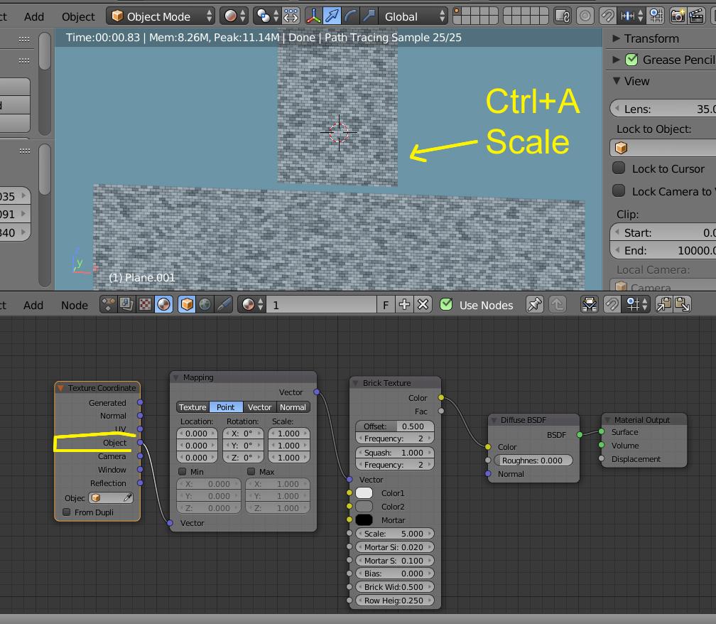 Misma textura, diferentes escalas-object.jpg