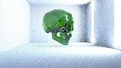 Pruebas con Arnold Render-skullvidrio1.jpg