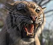 Tigre showreel de WeFX Studio