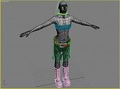 Mujer para animar con vagina -wire.jpg