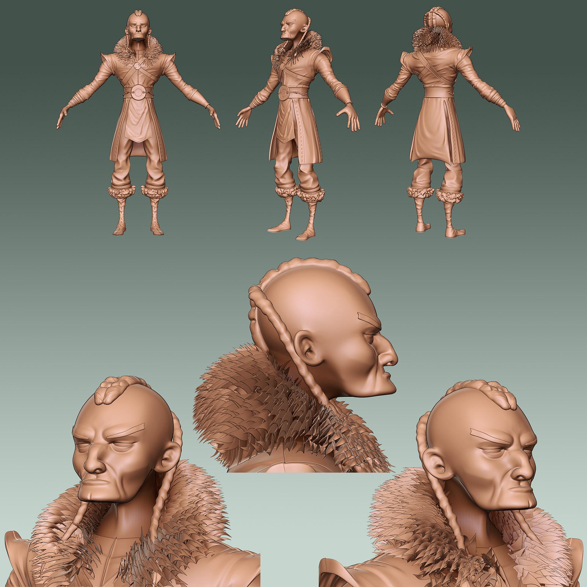 Guerrero mongol-mongol_sculpt.jpg