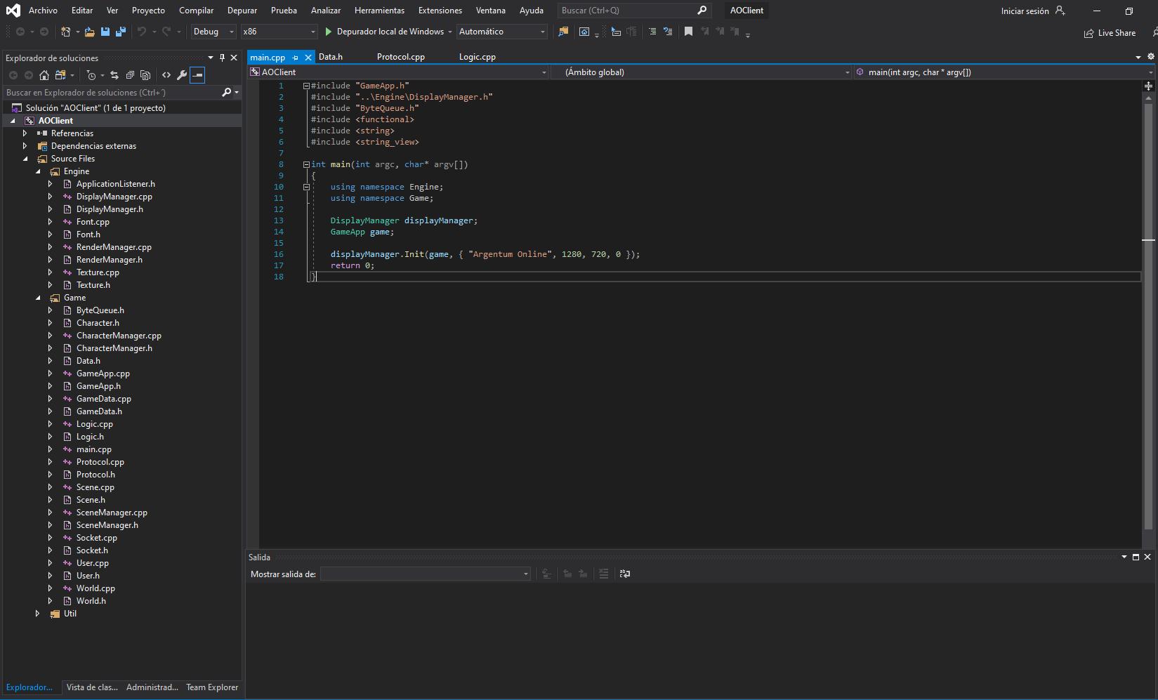 Argentum Online C++ Remasterizado-argentum-4.png