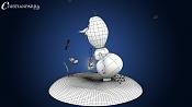 Olaf Frozen-cristian-parra-022.jpg