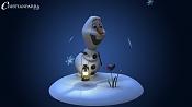 Olaf Frozen-cristian-parra-023.jpg
