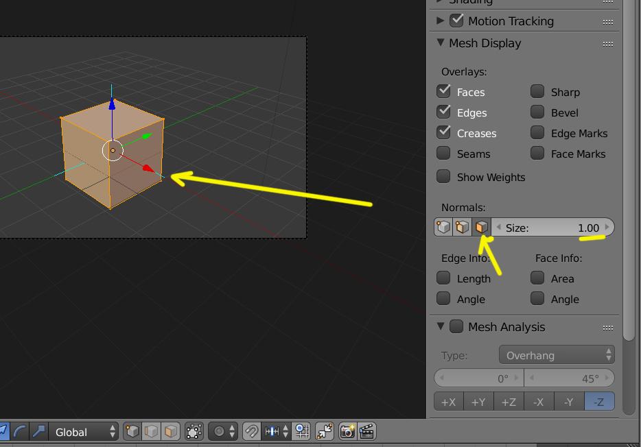 Solucionar un problema con objeto que no aparece renderizado-normales.jpg