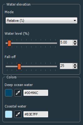 Instant Terra genera mallas de terreno y mapas-advancedwaterlevel_parameters.jpg
