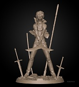 Shirou Emiya | Fate/stay night: Unlimited Blade Works | 3D Model-shirouemiya_mainclay.jpg
