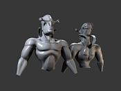 5ª actividad de modelado: Group Modeling 002 : Warrior-csaez_mod.jpg