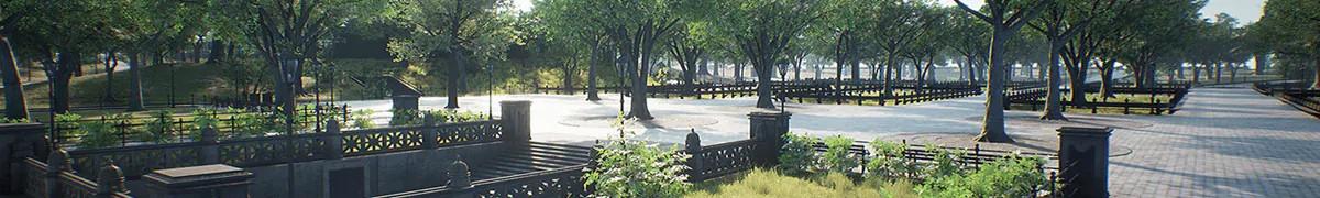 Modelos gratuitos para utilizar en Unreal Engine-parque-modelos-3d-unreal-engine.jpg