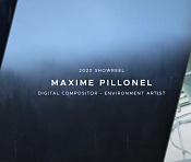 Demostración de los trabajos de Maxime Pillonel