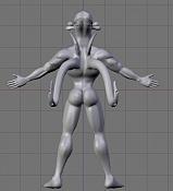 5ª actividad de modelado: Group Modeling 002 : Warrior-back_mod.jpg