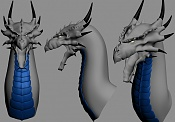 Dragon de bronce WIP-dragonvistas.jpg