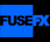 Trayectoria de Fuse FX en los efectos visuales-fusefx-logotipo.png