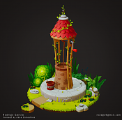 Stylized Water well-water_well_beauty.png
