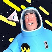 Universo, personaje cartoon de Albert Monteys-selfiecartoon2.jpg