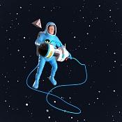 Universo, personaje cartoon de Albert Monteys-astronauta-cuadrado-segundapose.jpg