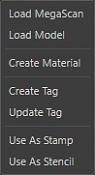 4D Paint pinta directamente sobre las texturas en tiempo real-megascan-menu-clic-derecho.png