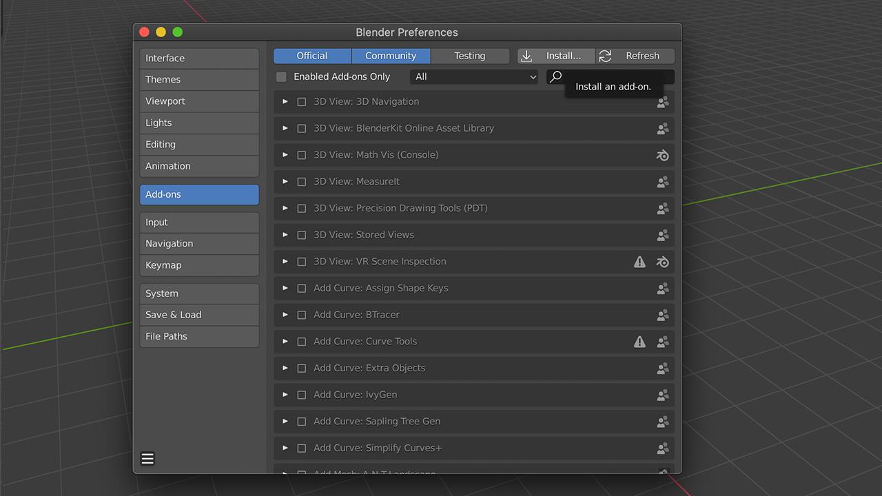 Las nuevas integraciones de Spark AR Studio llegan a Blender-spark-ar-toolkit-habilitar.png
