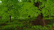 Bosque no realista modelado en Blender y renderizado con Cycles-bosque.png