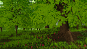 Bosque no realista modelado en Blender y renderizado con Cycles-bosque.png