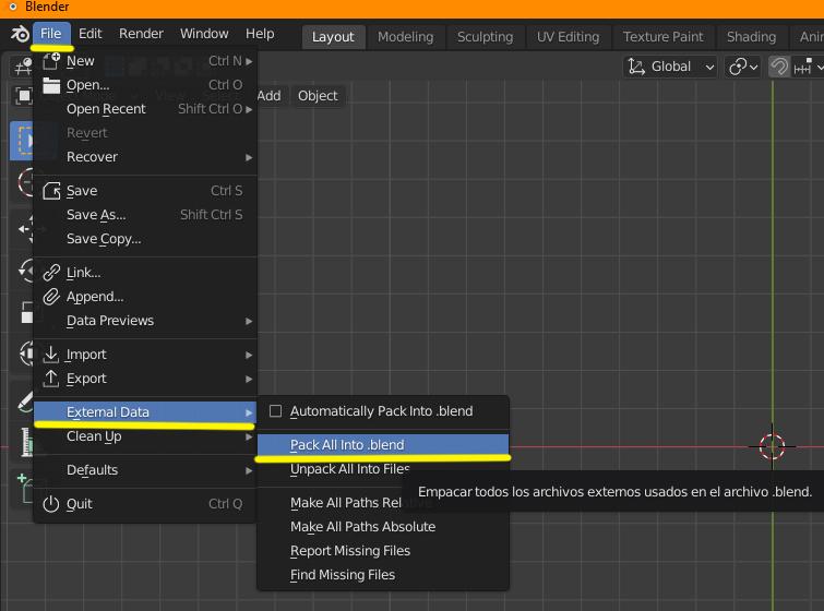 Pierdo links y texturas al cambiar de dispositivo-empaquetar.jpg