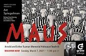 Gratz College organiza un evento online con el artista Art Spiegelman-gratz-college-presenta-art-spiegelman.jpg