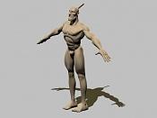 5ª actividad de modelado: Group Modeling 002 : Warrior-proceso.jpg