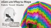 Material de Tela Realista con VRay para Maya y xGen con SSS Thin Walled - Baking Tex.-fabric-shader-xgen-vray-maya-mayatubers.jpg