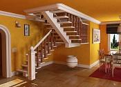 Infoarquitectura con Blender -escalera1.jpg
