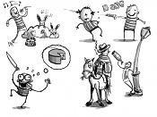 *El Dibujo del Dia *-bocetos01.jpg