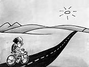 *El Dibujo del Dia *-biciclista.jpg