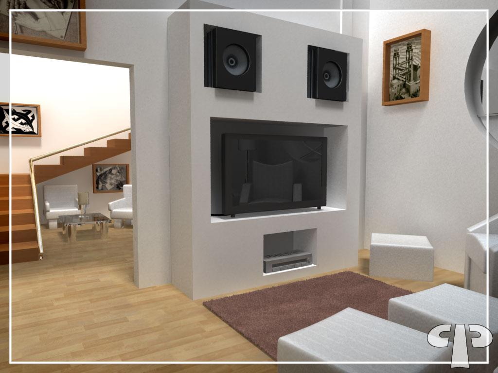 interiores de una casa