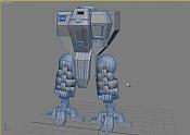 W40k Tau:armadura de Combate XV88   apocalipsis  -wire_cuerpo.jpg