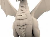 Dragon de bronce WIP-frontal.jpg