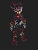 Zero  de Rockman Zero -zero-wires.jpg