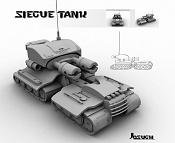 Mi viejo siegue tank , Mi viejo BattleCruiser   Starcraft  -sieguetank.jpg