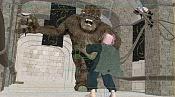 El ataque del troll autor del render: Warex-wires_troll_01.jpg