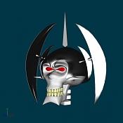 Reto 3: Crear y animar un personaje  Devnul - Leander - elquintojinete - Shazam -cara-y-casco.jpg