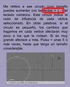 Blender Variar la influencia entre vertices en y una seleccion con smooth falloff-blender.jpg