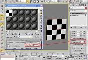Objeto con dos texturas distintas y distintas coordenadas de mapeado -map_channels.jpg