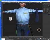 3D MaX-Como vincular una placa de policia a un personaje pesado con Skin    -poli.jpg