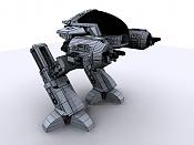 mi primer modelo en 3d: ED-209-ed-209-95.jpg