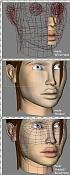 Damicela T E P   el placer de modelar cabezas con a:M -draw_modes.jpg