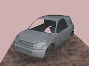 Modelando un coche en LightWave-cochecrudo.jpg