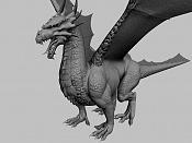 Dragon de bronce WIP-prueba.jpg