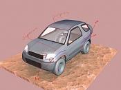 Un cacho de coche muy crudo aun  en Lightwave -correcion.jpg