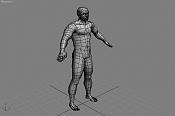 Comic 3d  empezando -modelraywireright.jpg