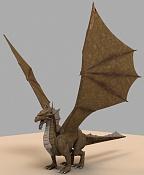 Dragon de bronce WIP-mental1.jpg